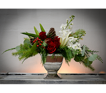 Making Spirits Bright in Rogers AR, Shirley's Flower Studio