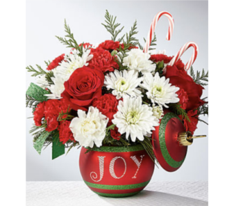 Season's Greetings� Bouquet in Chelsea MI, Chelsea Village Flowers