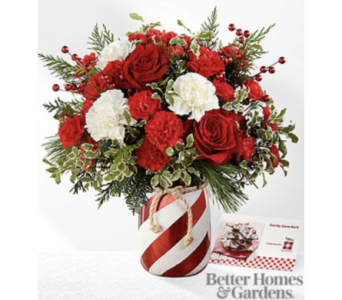 Holiday Wishes� Bouquet by Better Homes & Gardens in Chelsea MI, Chelsea Village Flowers