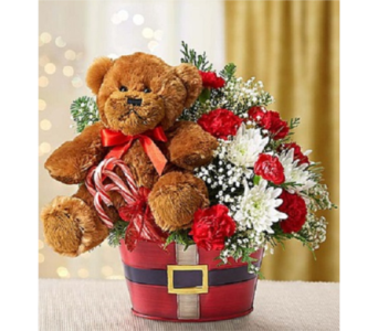 Love Bear Christmas  in Palm Desert CA, Milan's Flowers & Gifts