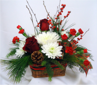 Dressed In Holiday Style in Saratoga Springs NY, Dehn's Flowers & Greenhouses, Inc