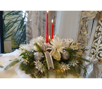 LIGHT UP CHRISTMAS in The Villages FL, The Villages Florist Inc.