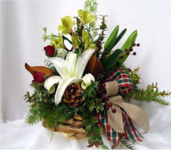 Baby, It's Cold Outside in Saratoga Springs NY, Dehn's Flowers & Greenhouses, Inc