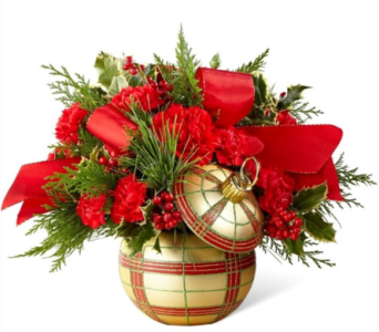 Holiday Delights™ Bouquet dans Watertown CT, Agnew Florist