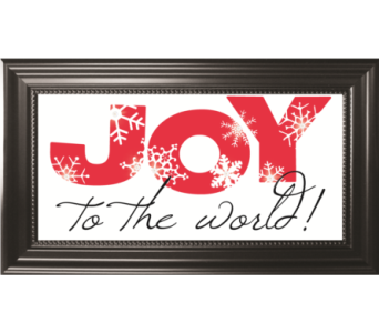 Joy To The World in Isanti MN, Elaine's Flowers & Gifts