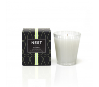 Nest Bamboo Classic Candle in Little Rock AR, Tipton & Hurst, Inc.