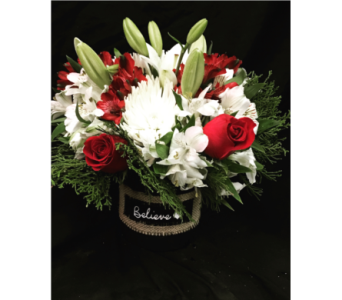 BELIEVE in Needham MA, Needham Florist