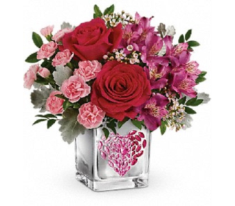 Young At Heart Bouquet in Big Rapids, Cadillac, Reed City and Canadian Lakes MI, Patterson's Flowers, Inc.