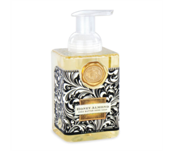 Honey Almond Foaming Hand Soap in Virginia Beach VA, Fairfield Flowers
