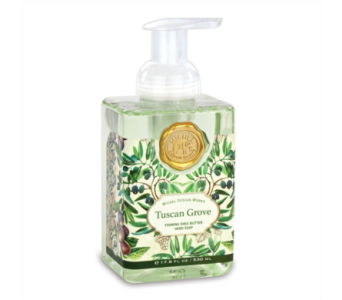 Tuscan Grove Foaming Soap in Virginia Beach VA, Fairfield Flowers