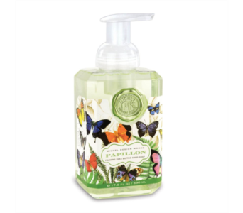 Papillon Foaming Hand Soap in Virginia Beach VA, Fairfield Flowers