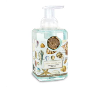 Seashells Foaming Hand Soap in Virginia Beach VA, Fairfield Flowers
