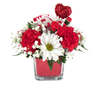 Valentine's Greetings in Southfield MI, Thrifty Florist