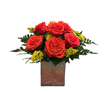 Golden Love in Madison WI, George's Flowers, Inc.