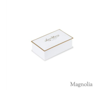 Magnolia White 2-piece Chocolate Tin in Oklahoma City OK, Trochta's