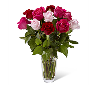 The FTD Love Always Bouquet in Oshkosh WI, Flowers & Leaves LLC