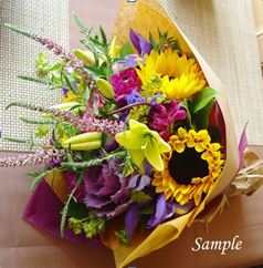 Hand Tied Bouquet in Orangeville ON, Parsons' Florist