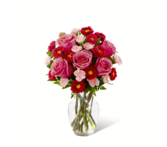 Precious Heart Bouquet in East Syracuse NY, Whistlestop Florist Inc