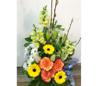 Fresh in Vermilion AB, Fantasy Flowers