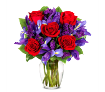 Passion For You Bouquet in Columbia TN, Douglas White Florists