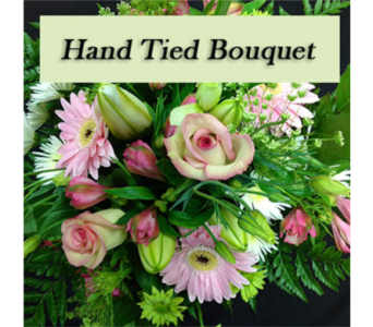 Hand Tied Bouquet  in Armstrong BC, Armstrong Flower & Gift Shoppe