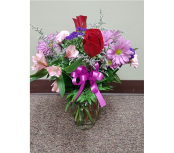 Be Mine in Oshkosh WI, Hrnak's Flowers & Gifts
