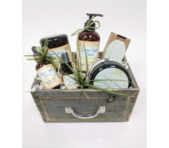Just Breathe Spa Box in Greeley CO, Mariposa Plants & Flowers