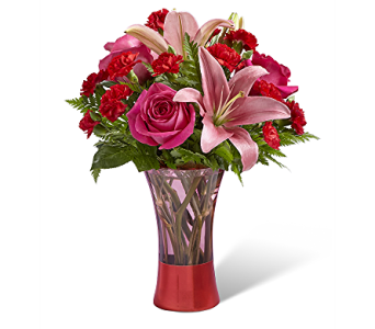 The FTD Sweethearts Bouquet in Orland Park IL, Sherry's Flower Shoppe