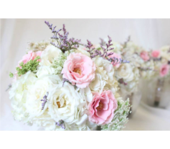Soft and Frilly Bouquet in Orangeville ON, Parsons' Florist
