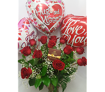 Sweet Valentine in Ann Arbor MI, Chelsea Flower Shop, LLC