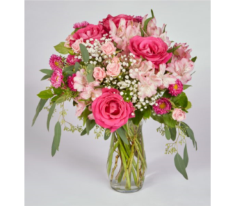 Shades of Pink in Oviedo FL, Oviedo Florist