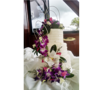 Cake Decoration in Naples FL, Naples Flowers, Inc.