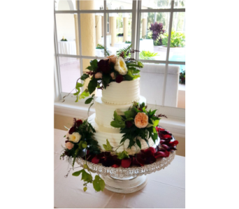 Cake Decoration 2 in Naples FL, Naples Flowers, Inc.