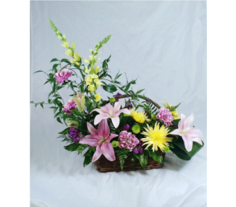 Style in Basket in Naples FL, Naples Flowers, Inc.