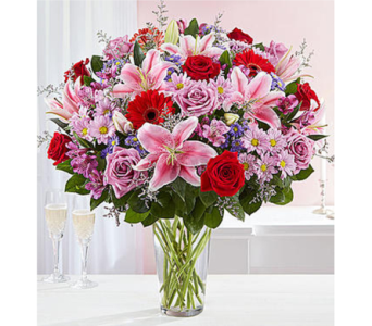 Adoring Love Bouquet in Watertown CT, Agnew Florist