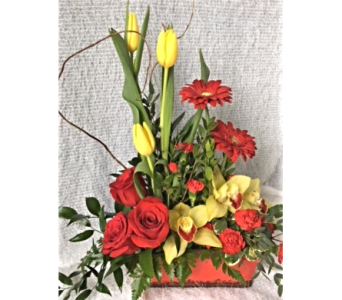 Danielle's You Are My Sunshine in Dieppe NB, Danielle's Flower Shop