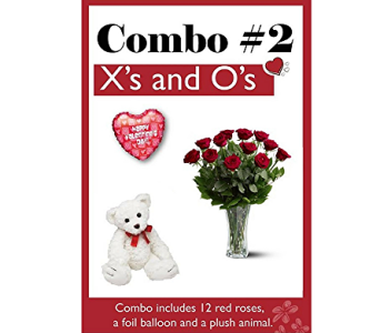 X's and O's in Waukesha WI, Flowers by Cammy