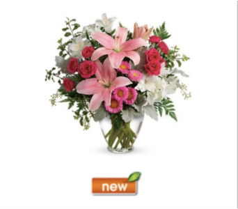 BLUSH RUSH in Brooklin ON, Brooklin Floral & Garden Shoppe Inc.