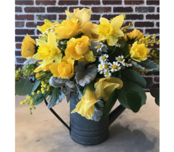 My Little Sunshine by Nichole in Moorestown NJ, Moorestown Flower Shoppe