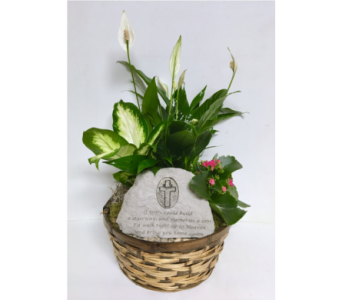 Build a Stairway Stone Planter - 10 inch in Wyoming MI, Wyoming Stuyvesant Floral