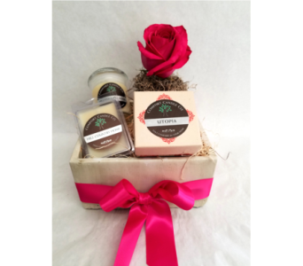Comfort Candle Gift Box in Kerrville TX, Especially Yours