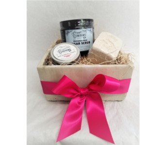 Bath & Body Gift Box in Kerrville TX, Especially Yours