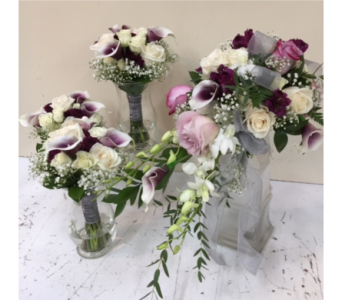 Our Wedding Work in Fredericton NB, Trites Flower Shop