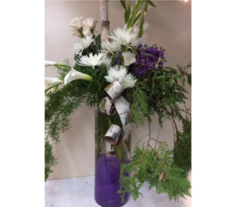 Our Party Work in Fredericton NB, Trites Flower Shop