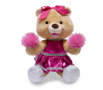 Animated Britney the Cheer Bear in Oklahoma City OK, Trochta's