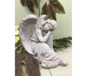 Angel of Grace in Owensboro KY, Welborn's Floral Company
