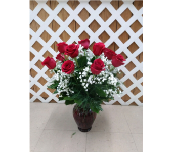 Long Stem Red Roses in Purcellville VA, Purcellville Florist