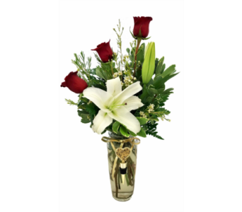 Wine and Dine Bouquet in Stuart FL, Harbour Bay Florist