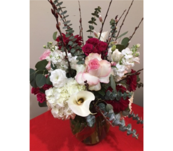 I�m In The Mood For Love in Massapequa Park NY, Bayview Florist & Montage  1-800-800-7304