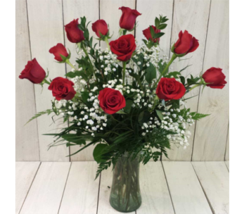 Lovely Red Roses in Boise ID, Hillcrest Floral